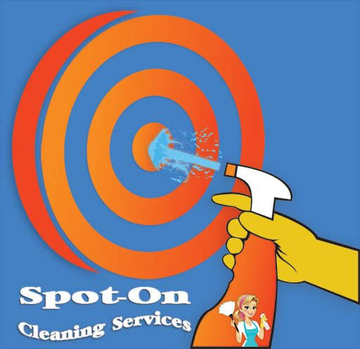 Spot-On Housekeeping Logo