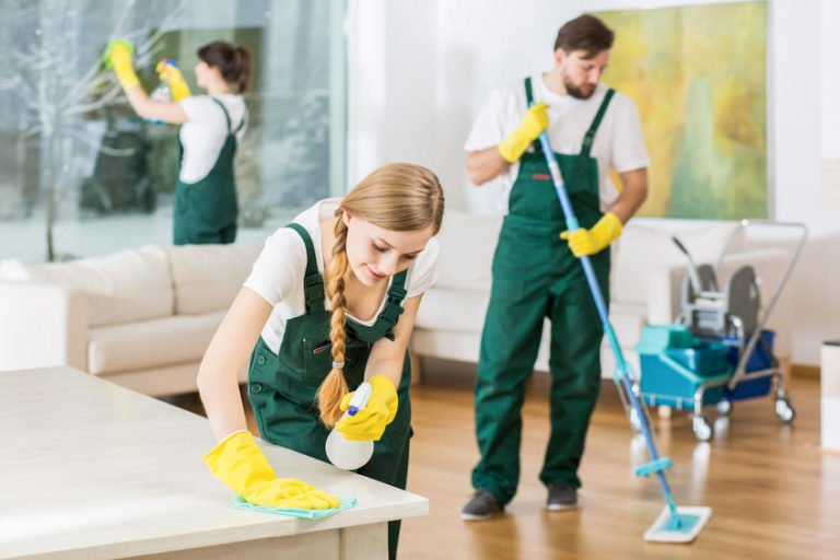 Post Construction Home Cleaning Miami