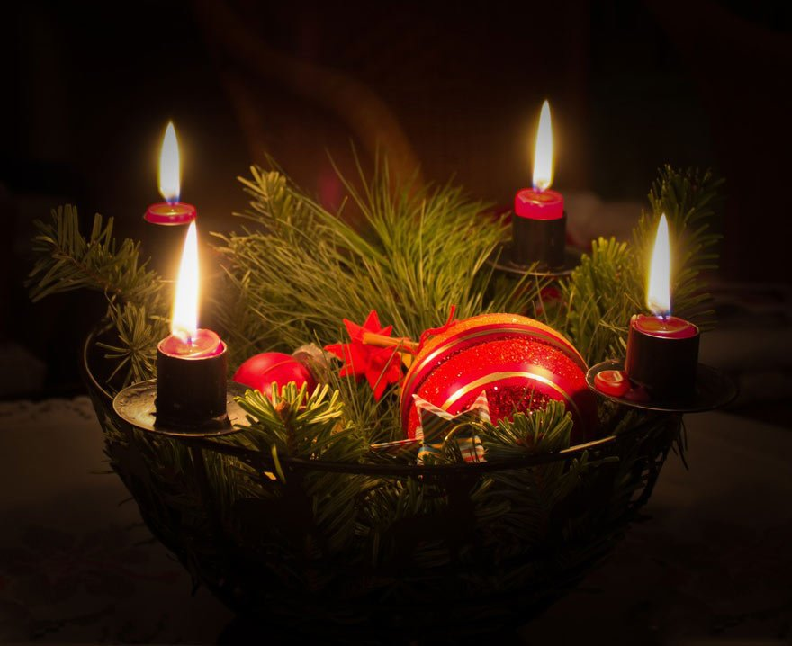 Christmas Decoration Arrangements for home